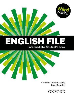 English File Intermediate Student's Book book