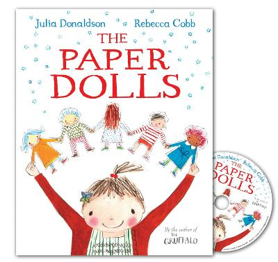 The The Paper Dolls by Julia Donaldson