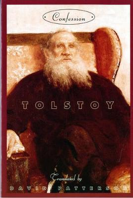Confession by Leo Tolstoy