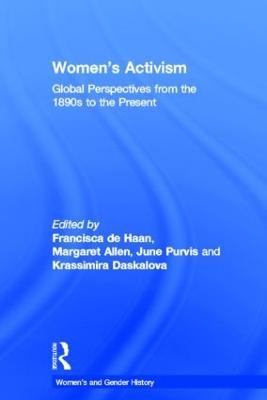 Women's Activism by Francisca de Haan