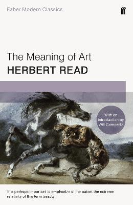 Meaning of Art book
