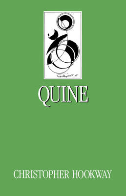 Quine by Christopher Hookway