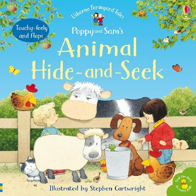 Animal Hide and Seek by Jenny Tyler