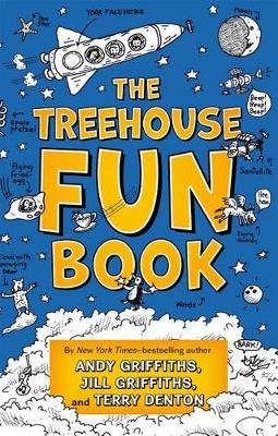 The Treehouse Fun Book by Andy Griffiths