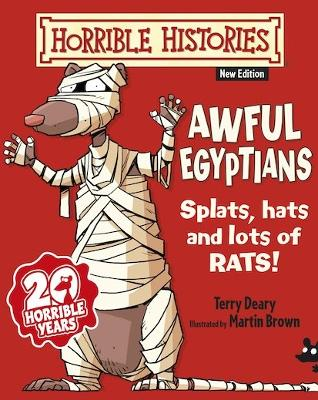 Awful Egyptians by Terry Deary