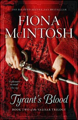 Tyrant's Blood book