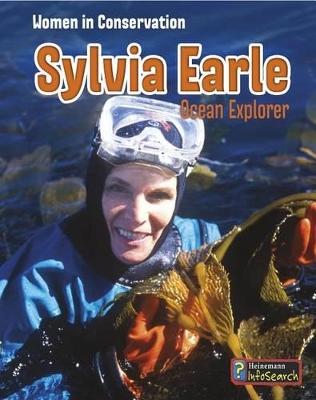Sylvia Earle by Dennis Fertig