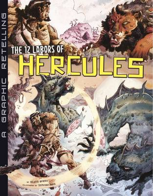 The 12 Labors of Hercules by Estudio Haus