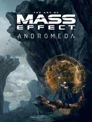 Art Of Mass Effect: Andromeda book