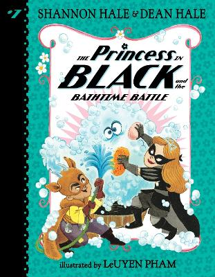 The Princess in Black and the Bathtime Battle by Shannon Hale