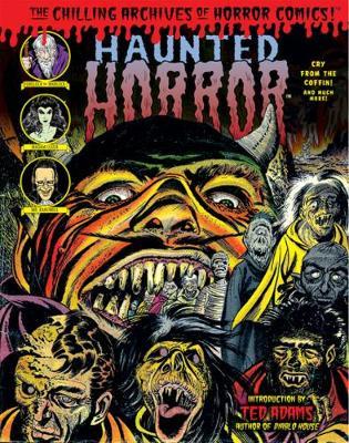 Haunted Horror book