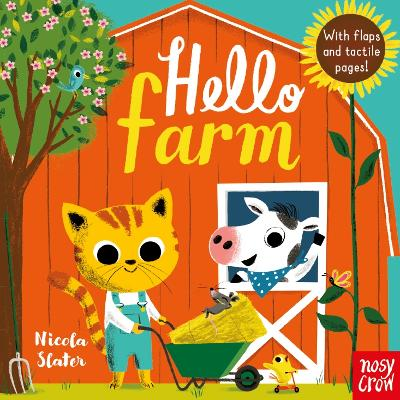 Hello Farm book