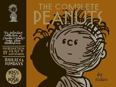 Complete Peanuts 1955-1956 book
