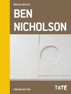 Ben Nicholson (St.Ives Artists) by Virginia Button