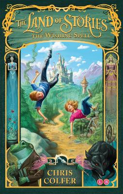 Land of Stories: The Wishing Spell book
