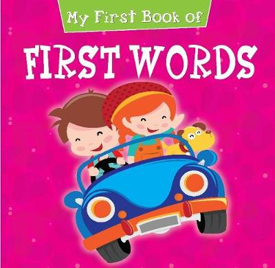 My First Book of First Words by Pegasus