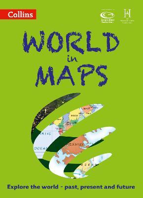 World in Maps by Stephen Scoffham