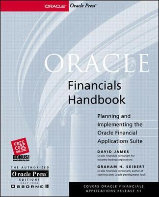 Oracle Financials Handbook by David James