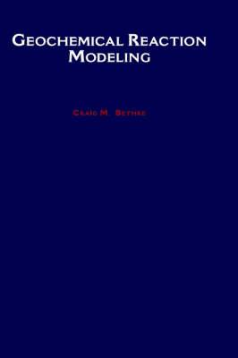 Geochemical Reaction Modeling book