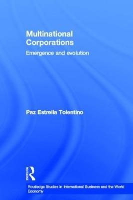 Multinational Corporations by Paz Estrella Tolentino