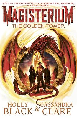 Magisterium: The Golden Tower by Holly Black
