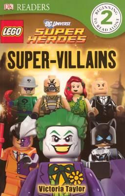 Super-Villains by Victoria Taylor