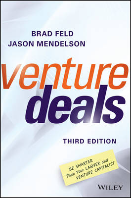 Venture Deals by Brad Feld