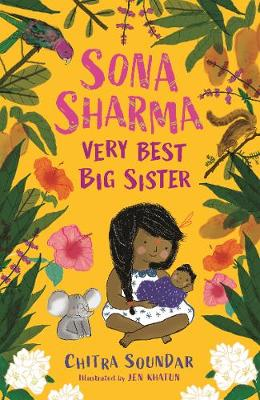 Sona Sharma, Very Best Big Sister book