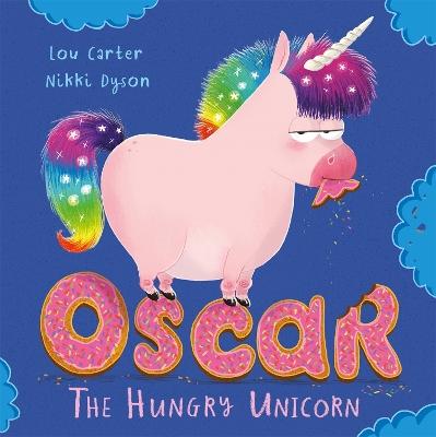 Oscar the Hungry Unicorn book