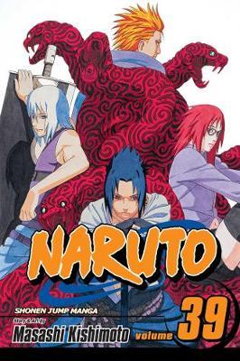 Naruto, Vol. 39 by Masashi Kishimoto