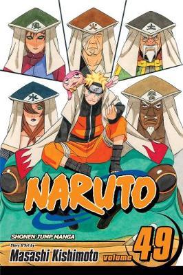 Naruto, Vol. 49 by Masashi Kishimoto