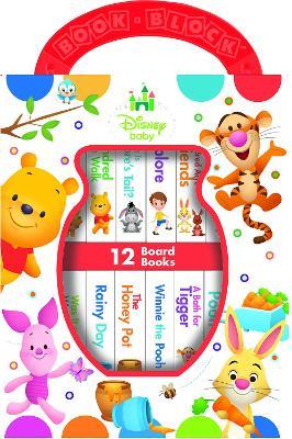 Disney Baby My First Library Winnie Pooh by P I KIDS
