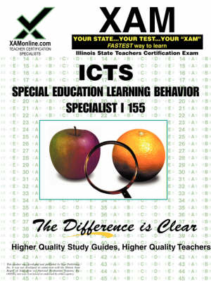 Ilts Special Education Learning Behavior Specialist I 155 by Sharon A Wynne