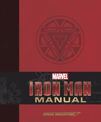 Iron Man Manual by Daniel Wallace