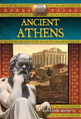 Ancient Athens by Amie Jane Leavitt