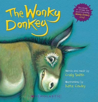 Wonky Donkey book