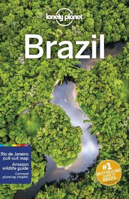Lonely Planet Brazil book