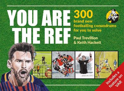 You Are The Ref 2019 by Paul Trevillion