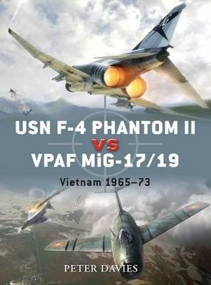 USN F-4 Phantom II Vs Vpaf Mig-17 book