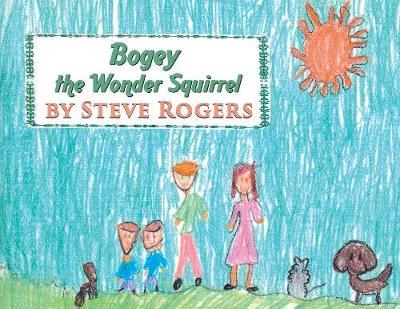 Bogey the Wonder Squirrel by Steve Rogers