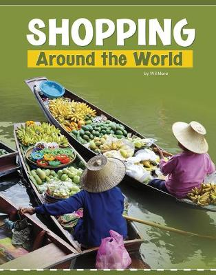 Shopping Around the World by Wil Mara