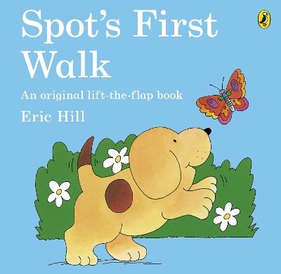 Spot's First Walk book