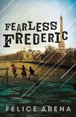 Fearless Frederic book