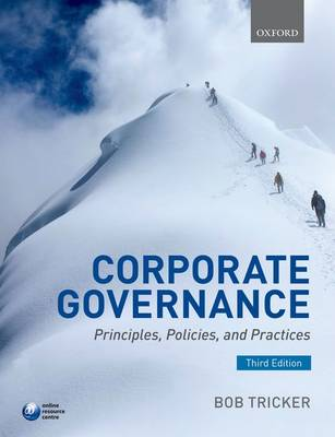 Corporate Governance by Bob Tricker
