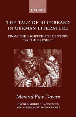 Tale of Bluebeard in German Literature book