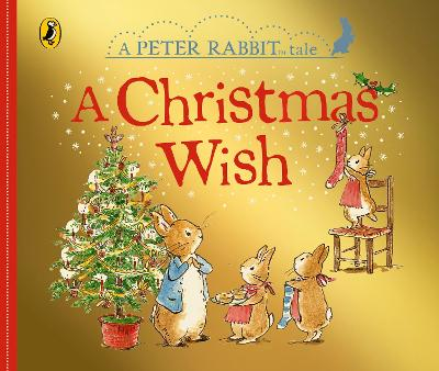 Peter Rabbit Tales: A Christmas Wish book