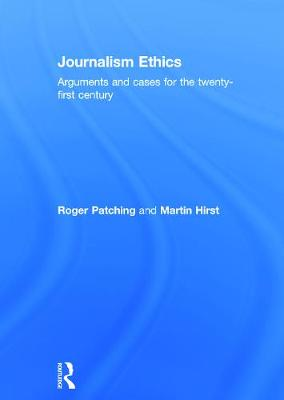 Journalism Ethics book