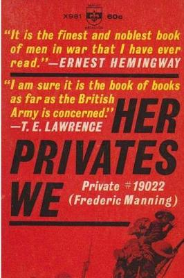 Her Privates We book