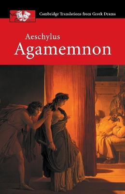 Aeschylus: Agamemnon book