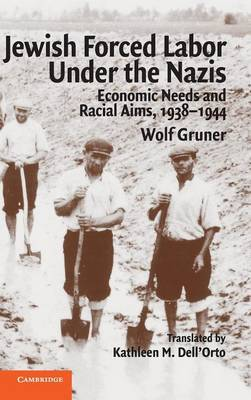 Jewish Forced Labor under the Nazis book